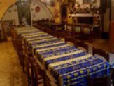 salle à manger gite